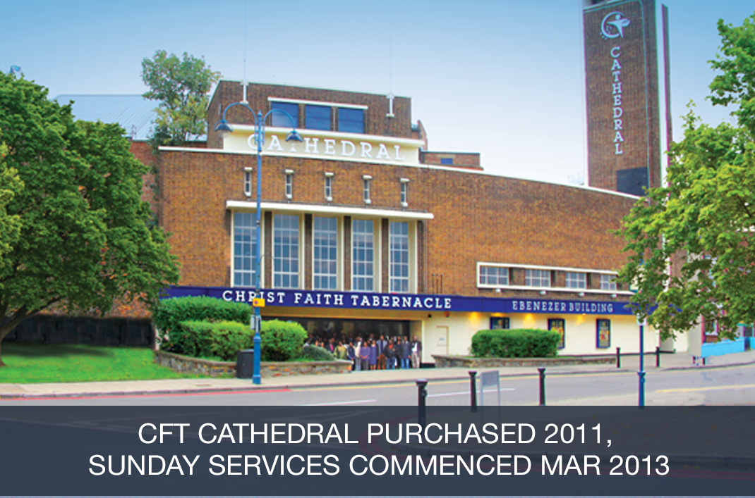 CFT Cathedral